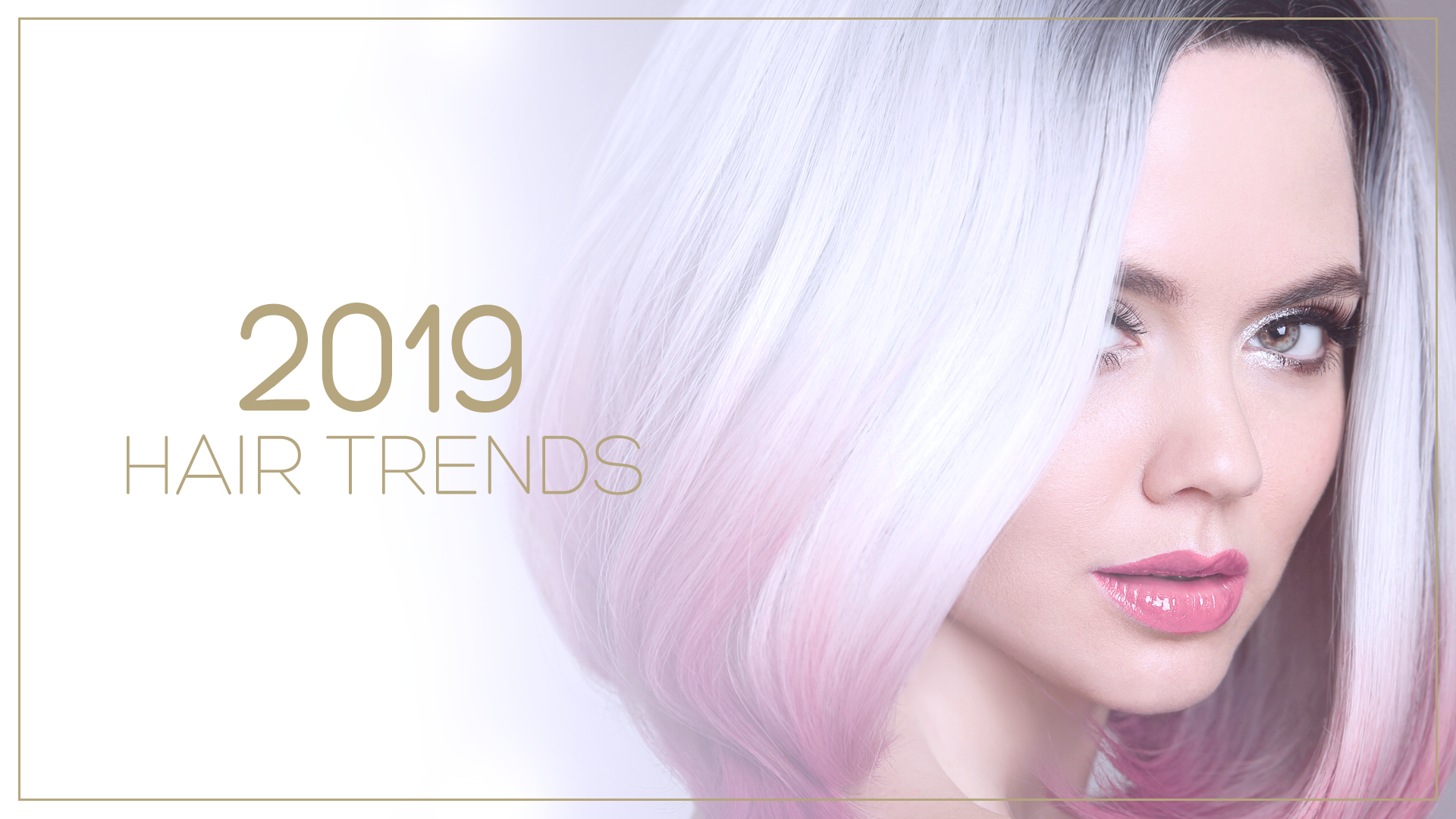 The most popular 2019 hair trends to expect next year!